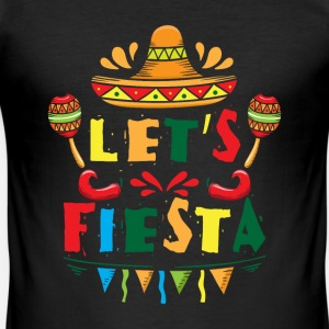 Let's Fiesta - sombrero mexican spanish holiday
