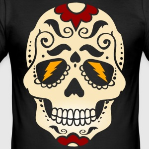 DAY OF THE DEAD - Slim Fit T-shirt herr