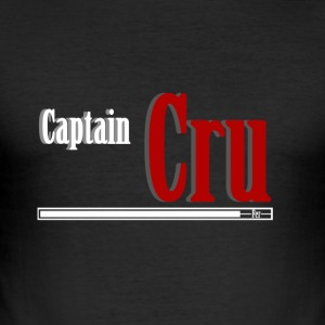 Captain Cru - slim fit T-shirt