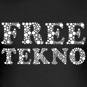 Free Tekno 23 - Men's Slim Fit T-Shirt
