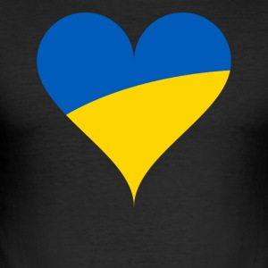 Ukraine - Men's Slim Fit T-Shirt