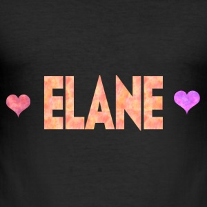 Elane - Men's Slim Fit T-Shirt
