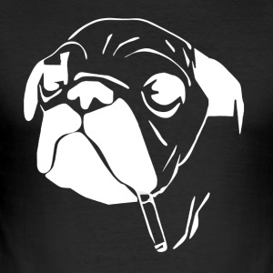 PUG - Herre Slim Fit T-Shirt