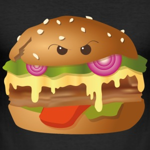 frechen Hamburger - Männer Slim Fit T-Shirt
