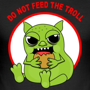 Troll - slim fit T-shirt