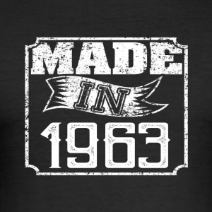 Made in 1963 - Men's Slim Fit T-Shirt