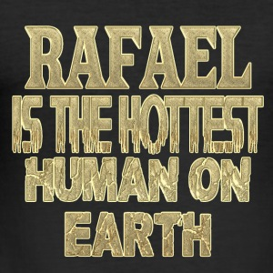 Rafael - Slim Fit T-shirt herr