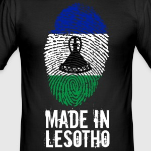 Made In Lesotho - Tee shirt près du corps Homme