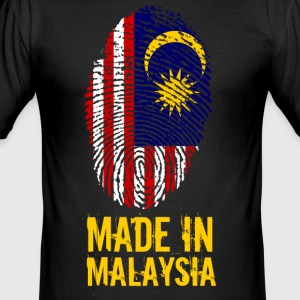 Made In Malaysia / Malaysia - Men's Slim Fit T-Shirt