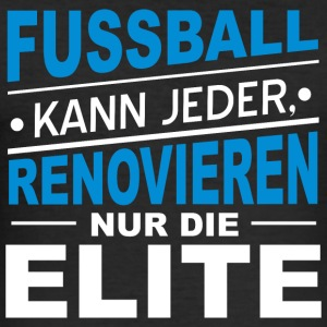 Renovieren Elite - Männer Slim Fit T-Shirt