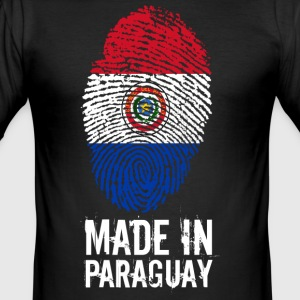 Made In Paraguay / Paraguay - Herre Slim Fit T-Shirt