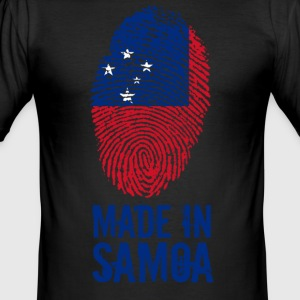 Made in Samoa - Slim Fit T-skjorte for menn