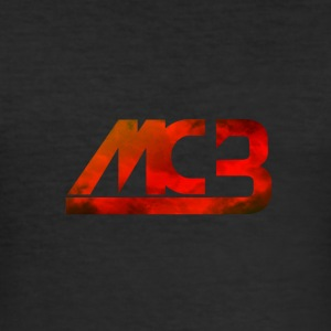 MCB romper - Men's Slim Fit T-Shirt