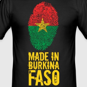 Made in Burkina Faso - slim fit T-shirt