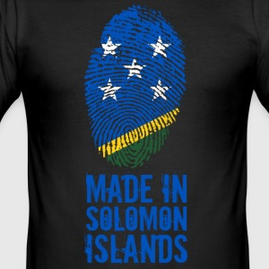 Made In Salomonöarna / Salomonöarna Salomonöarna - Slim Fit T-shirt herr