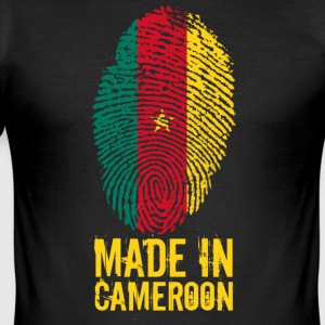 Made in Cameroon / Made in Cameroon - Men's Slim Fit T-Shirt