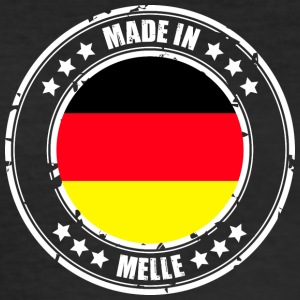 MELLE - Herre Slim Fit T-Shirt