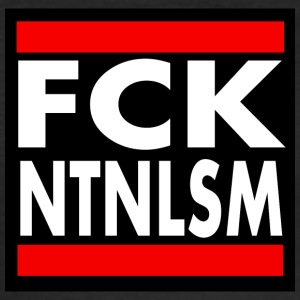 FCKNTSNSLM - Slim Fit T-shirt herr