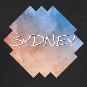 Sydney - Slim Fit T-skjorte for menn