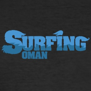 OMAN Surf Water Country - Tee shirt près du corps Homme