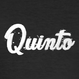 Quinto - Männer Slim Fit T-Shirt