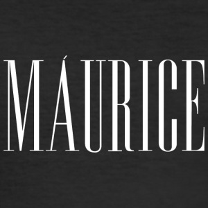 maurice - Slim Fit T-skjorte for menn