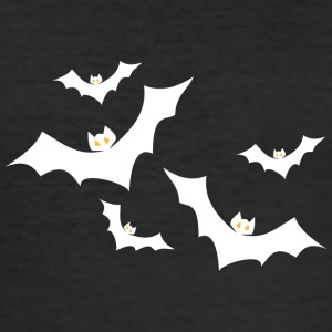 Halloween Bats - Men's Slim Fit T-Shirt