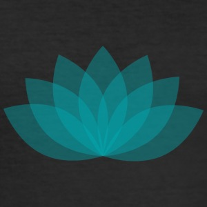 Lotus 2 - Men's Slim Fit T-Shirt