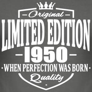 Limited edition 1950 - Herre Slim Fit T-Shirt