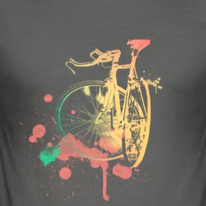 Bike - Herre Slim Fit T-Shirt