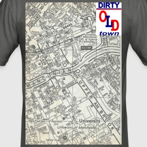 Mancunian - Men's Slim Fit T-Shirt