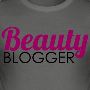 Beauty Blogger - Slim Fit T-shirt herr