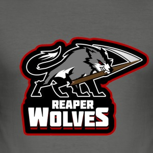 Reaper Wolves Original - Slim Fit T-skjorte for menn