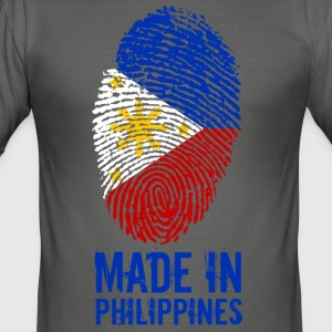 Made In Filippinerne / Filippinerne / Pilipinas - Herre Slim Fit T-Shirt