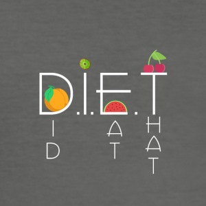 DIET - Slim Fit T-shirt herr