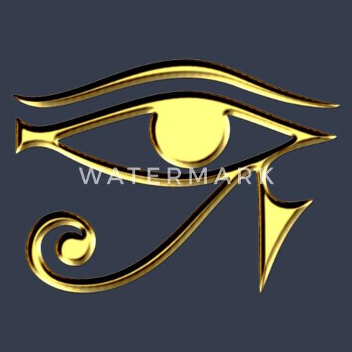 Eye Of Horus Udjat Right Eye Sun Eye Wedjat Left Eye
