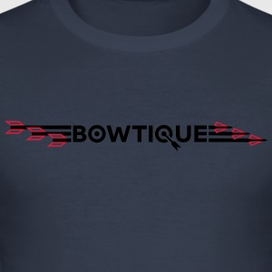 Bowtique Arrows - slim fit T-shirt