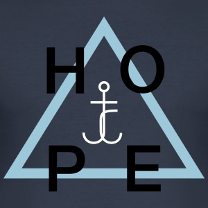 Hope by JC - Men's Slim Fit T-Shirt