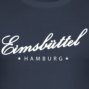 Eimsbüttel - Slim Fit T-skjorte for menn