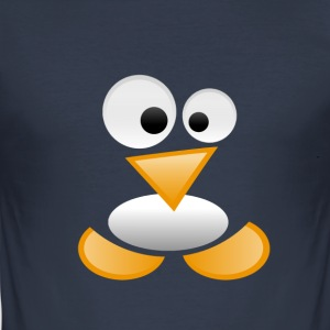Pinguino I Vizco - Slim Fit T-shirt herr
