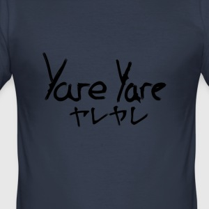 Yare Yare - Men's Slim Fit T-Shirt