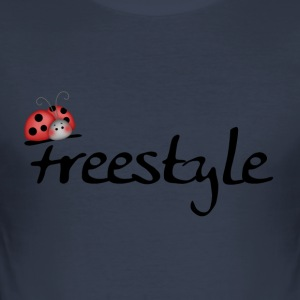 Bugslife freestyle - Tee shirt près du corps Homme