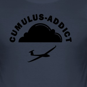 Cumulus stoffmisbruker - Slim Fit T-skjorte for menn