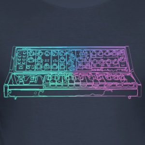 Synthesizer - slim fit T-shirt