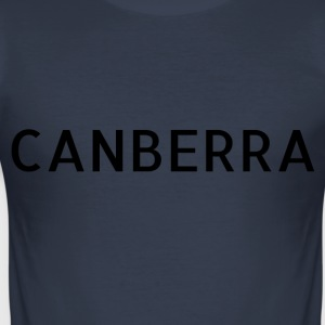 Canberra - Herre Slim Fit T-Shirt