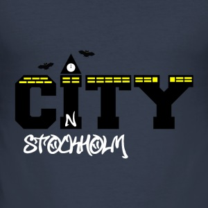 Stockholm - slim fit T-shirt