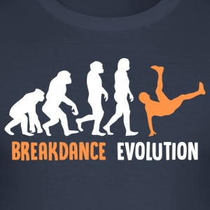 ++ ++ Breakdance Evolution - slim fit T-shirt