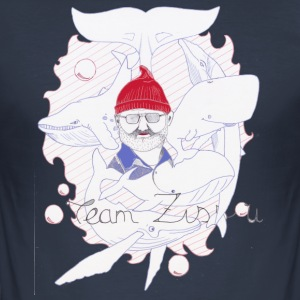 steeve zissou - slim fit T-shirt