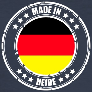 HEIDE - Männer Slim Fit T-Shirt