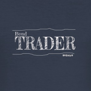 Bond Trader - Männer Slim Fit T-Shirt